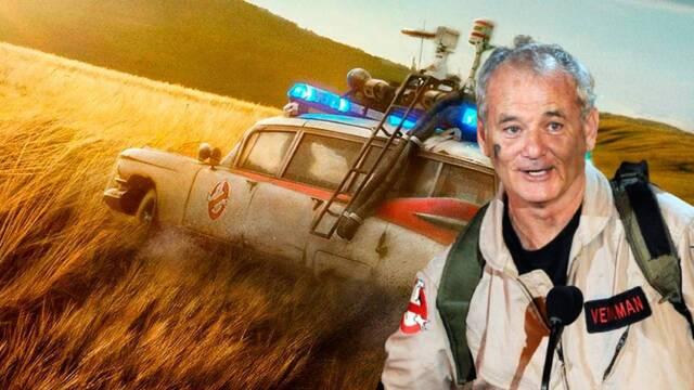 'Cazafantasmas: Más Allá' revivirá la saga según Bill Murray