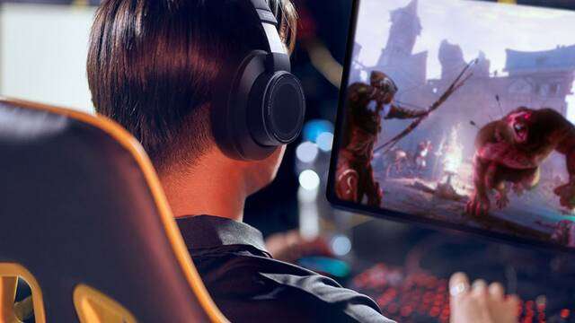 Creative presenta los auriculares para jugar inalámbricos SXFI AIR Gamer