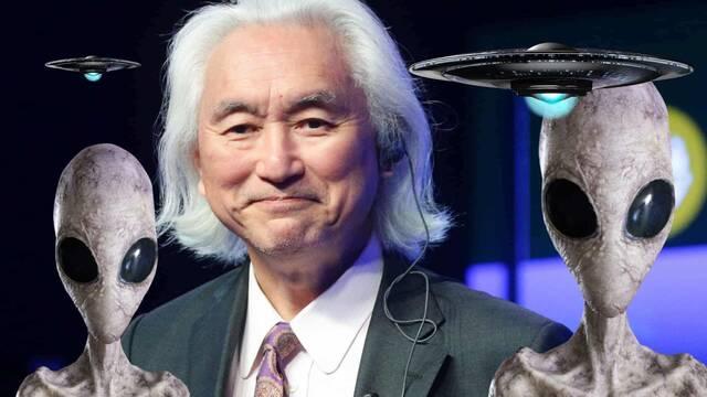 El físico Michio Kaku cree que contactar con los alienígenas 'no es buena idea'