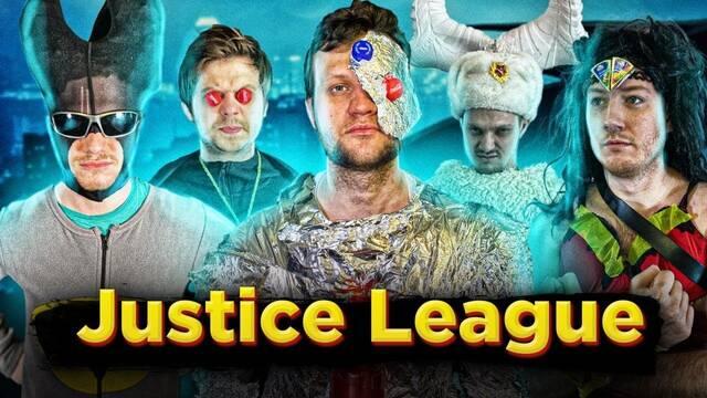 Liga de la Justicia: Así es la versión casera del Snyder Cut hecha por fans rusos