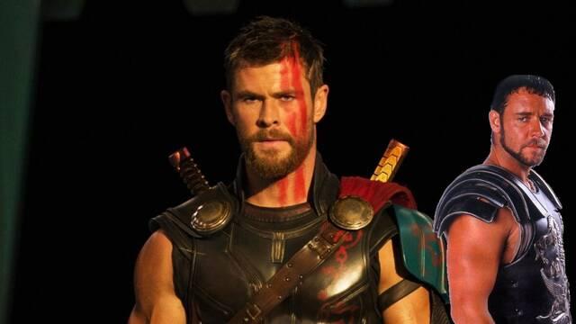 Gladiator 2: Chris Hemsworth podría protagonizar la secuela