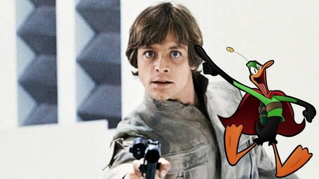 Mark Hamill revela que George Lucas quería al Pato Lucas presentando Star Wars