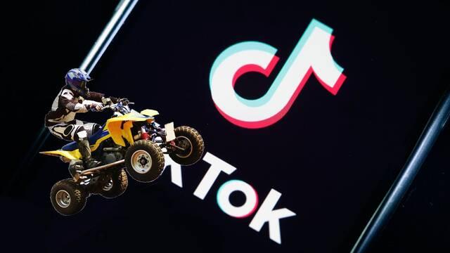 TikTok: Un niño salva a otro después de que sufra un accidente en directo