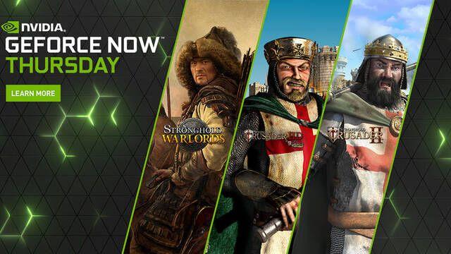 La saga Stronghold llega a GeForce Now para ampliar su biblioteca