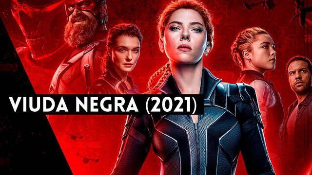 Viuda Negra: Fecha de estreno, reparto, tráiler y detalles de lo nuevo de Marvel