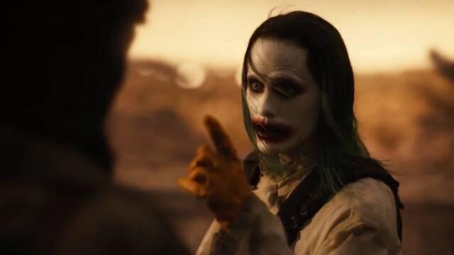 'Vivimos en una sociedad': Así es la escena descartada del Snyder Cut de Justice League