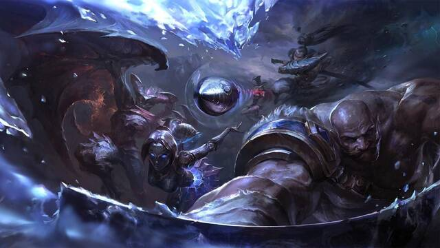 Riot presenta los cambios de la versión 6.9 de League of Legends