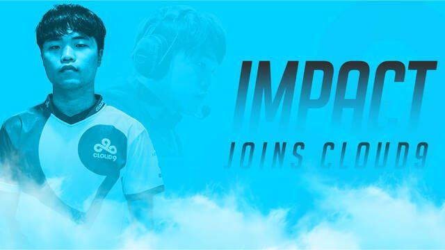 Cloud9 ficha a Impact para su equipo de la LCS