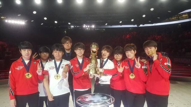 SK Telecom T1 gana el Mid Season Invitational