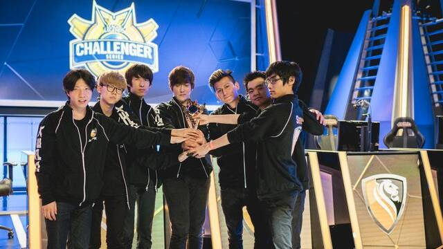Apex Gaming expulsa a su jungle Eve por razones disciplinarias