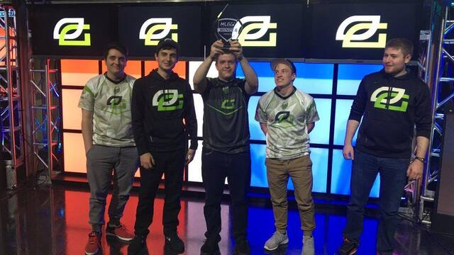 OpTic, el equipo de mixwell, gana la MLG Americas Minor