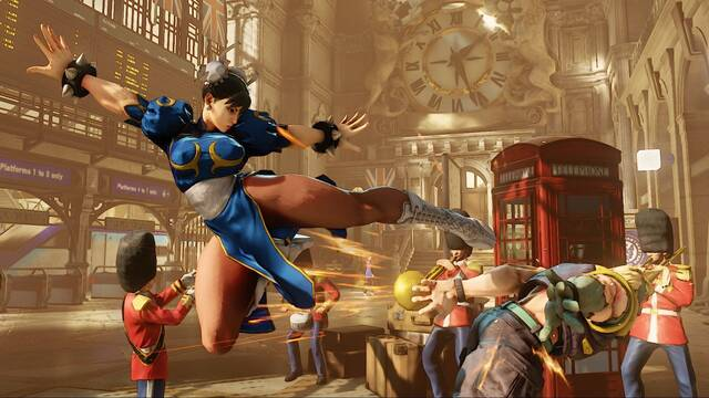 Big E Gaming, la nueva competición de Street Fighter V en Estados Unidos