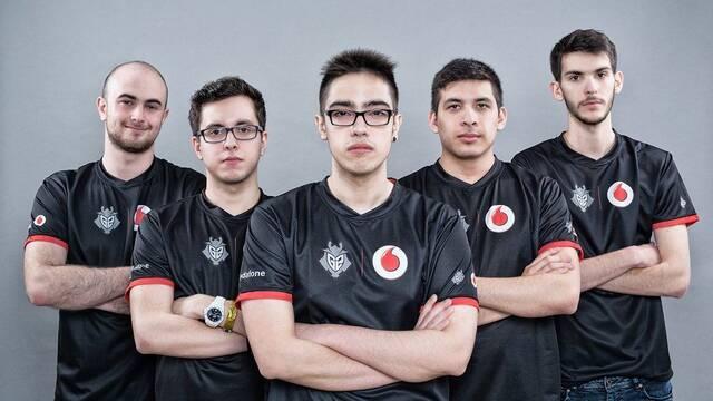 G2 Vodafone queda campeón de la liga regular de LOLHonor