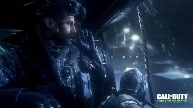 Descubre las diferencias gráficas de Call of Duty: Modern Warfare Remastered con respecto al original