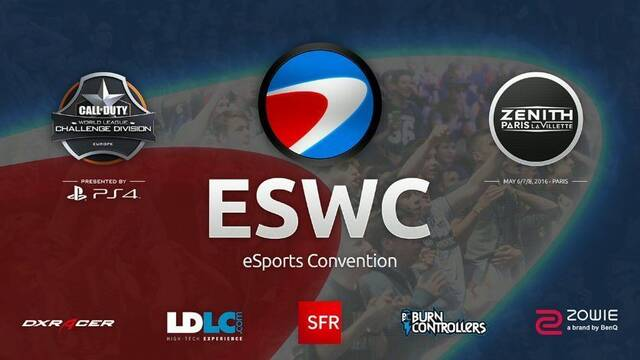Sigue en directo la andadura de Giants en la ESWC de Call of Duty