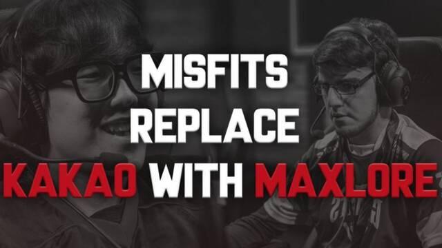 Maxlore abandona ROCCAT para fichar por Misfits