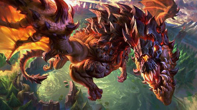 Riot planea introducir un nuevo dragón elemental en League of Legends
