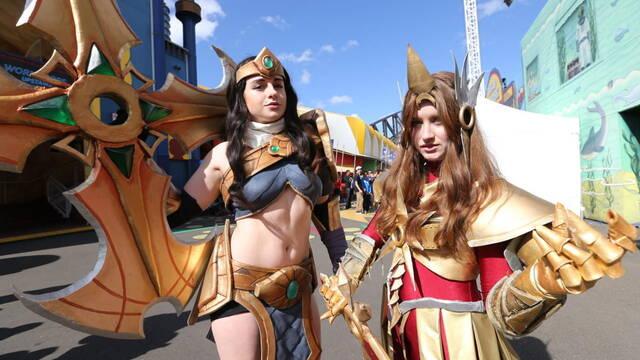 Tencent planea construir un parque de atracciones de League of Legends