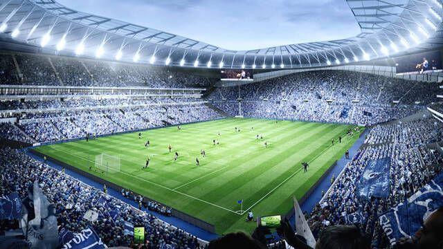 El nuevo estadio del Tottenham acogerá eventos de esports