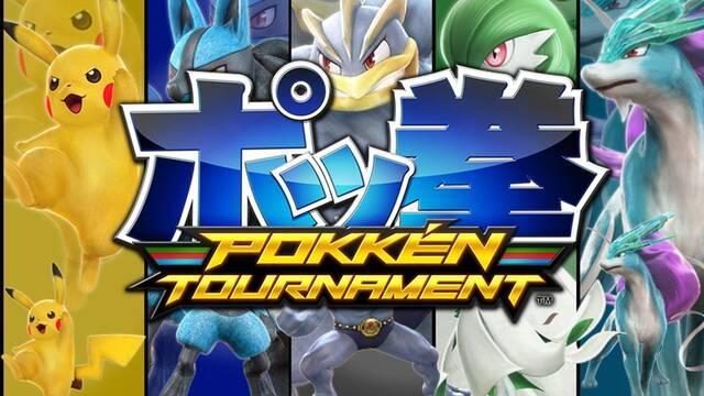 Los campeonatos internacionales de Pokkén Tournament tendrán lugar durante el verano
