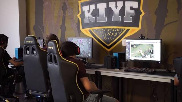 Descubre los secretos de la Gaming House de KIYF