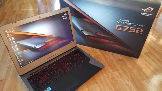 Portátiles gaming por menos de 1.000 euros