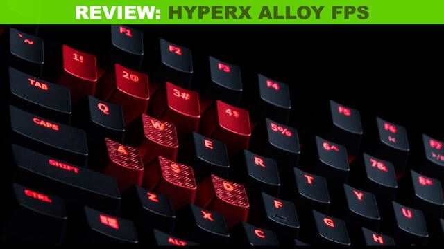 Review: HyperX Alloy FPS