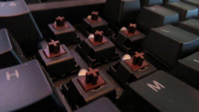 Te enseñamos las diferencias entre los Switches de los teclados de juego