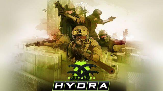 Valve revoluciona CS:GO con la Operación Hydra