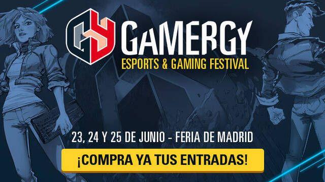 Gamergy 7 será la más grande de la historia aumentando sus dimensiones en un 50%