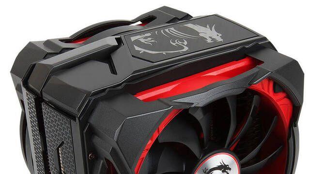 MSI anuncia Core Frozr XL, un disipador realmente grande para PCs gaming