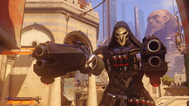 Reaper de Overwatch llega a Street Fighter V gracias a un mod