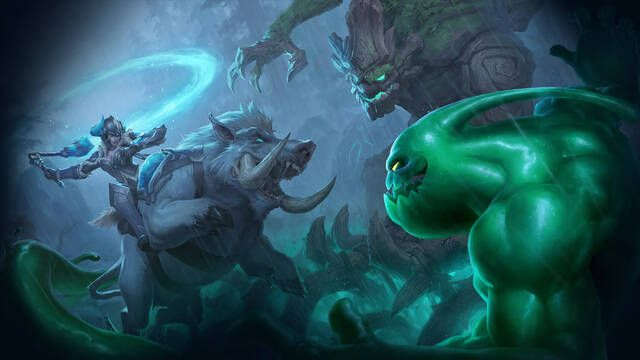 League of Legends nos presenta sus cambios para la mitad de la temporada 2017