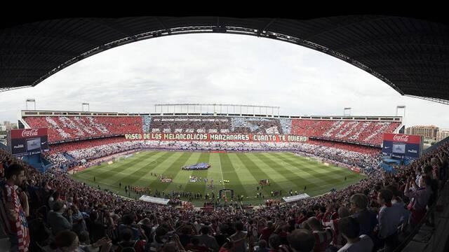 Seis clubes de fútbol participarán en un torneo de FIFA 17 que despedirá el Vicente Calderón