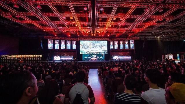ASUS ROG anuncia ROG Masters 2017 su propio torneo de esports con 500 000 dólares en premios