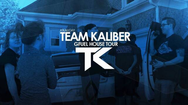 Así es la espectacular gaming house de Team Kaliber