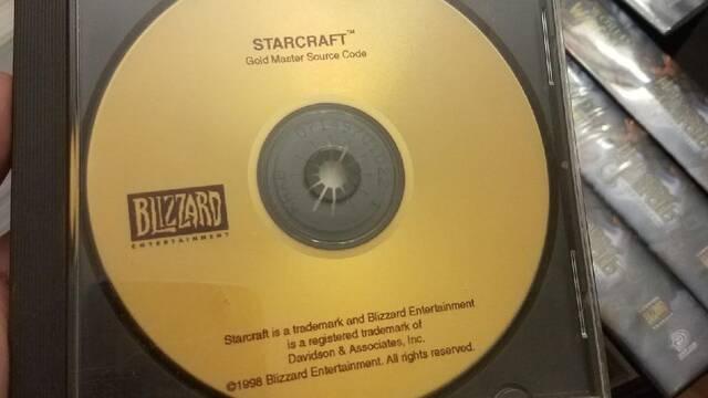 Un jugador encuentra el código fuente de Starcraft y Blizzard le paga la Blizzcon como recompensa