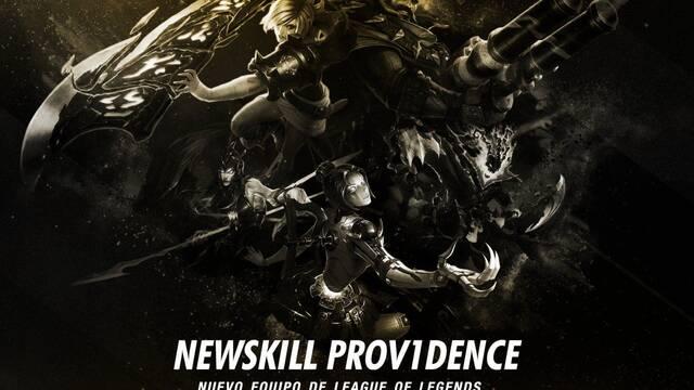 Providence presenta al primer jugador su nuevo equipo de League of Legends
