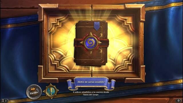 Blizzard desvela la probabilidad de conseguir cartas raras, épicas y legendarias en Hearthstone