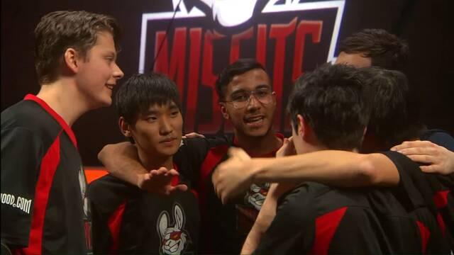 Misfits Academy deja negociar a todos sus jugadores con otros clubes
