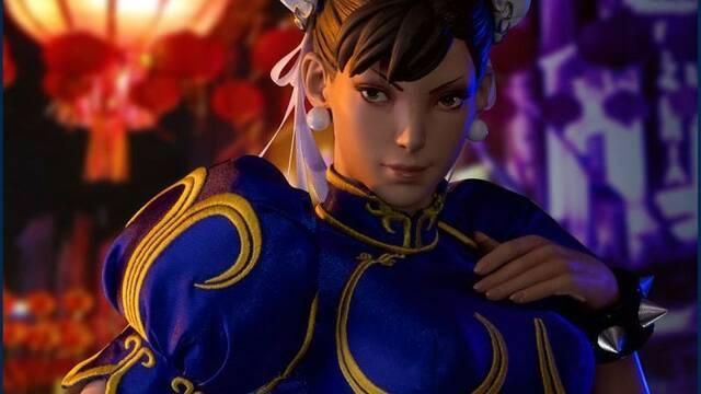 La nueva figura de Chun-Li de Street Fighter cuesta más de 800 euros