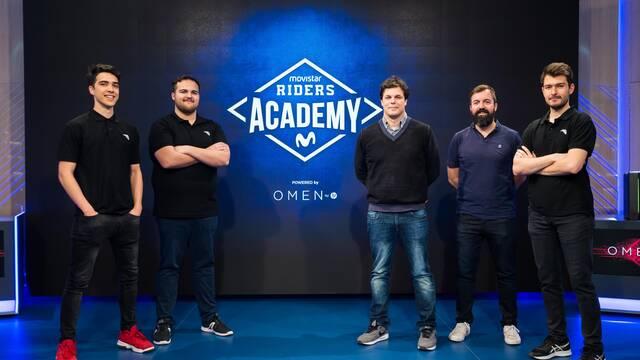 Movistar Riders Academy nace para formar y dar oportunidades a los jugadores amateur