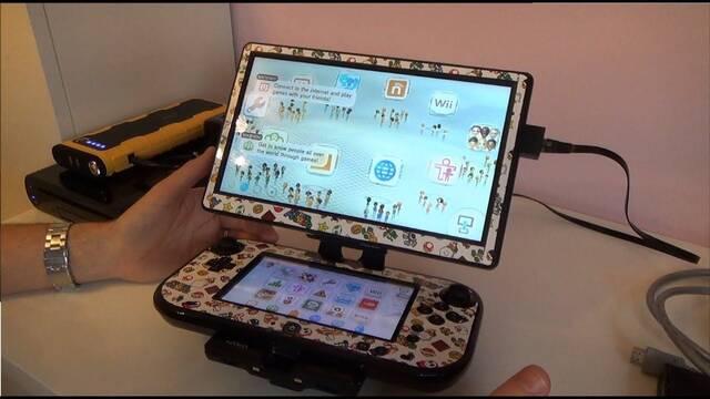 Nintendo Wii U 2DS XL, el mod más extraño para Wii U