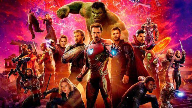 Avengers: Infinity War rompe récords en las preventas de entradas en China