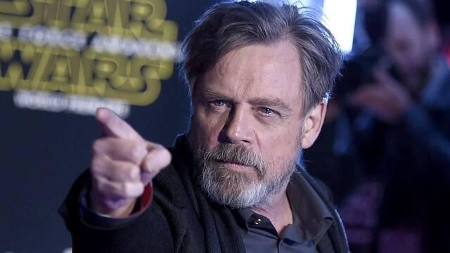 Mark Hamill trolea a los fans sobre el destino de Luke en Star Wars