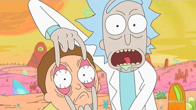 Notición: Renuevan Rick y Morty por 70 episodios más