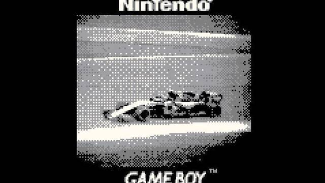 Utiliza la Game Boy Camera para sacar fotos de una carrera de F1