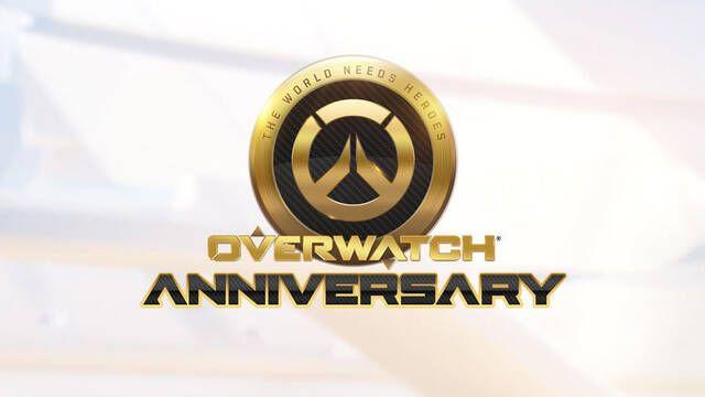 El evento Overwatch Aniversario volverá el 22 de mayo