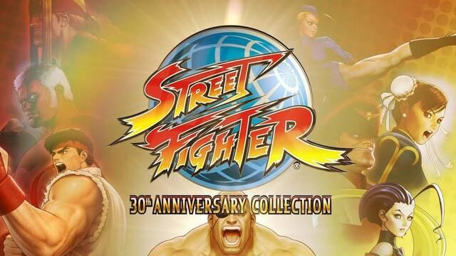 Capcom organizará una serie de campeonatos de Street Fighter 30th Anniversary