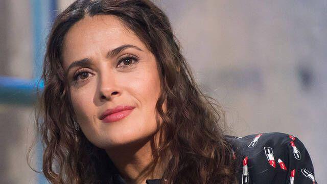 Salma Hayek vuelve a cargar contra Harvey Weinstein